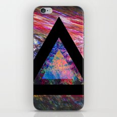 Marble Triangle iPhone & iPod Skin