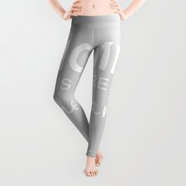 Home is where the heart is! Leggings