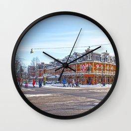Niagara on the Lake Wall Clock