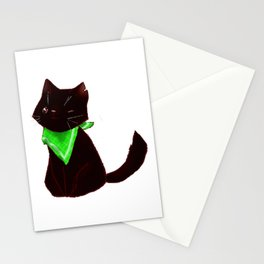 Cat-pirate Stationery Cards