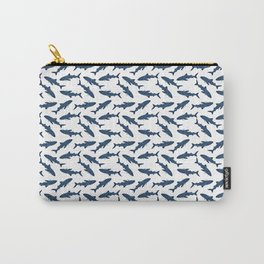 Whale Shark Pattern Carry-All Pouch