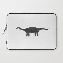 Dino Silhouette Laptop Sleeve