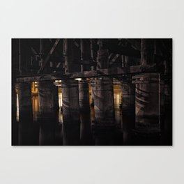Under The Bridge // 3 Canvas Print