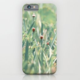 The Grasshoppers Perspective iPhone Case