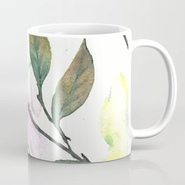Dogwood Painting Coffee Mug