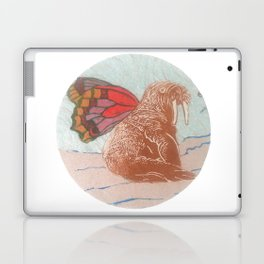Winged Walrus Laptop & iPad Skin