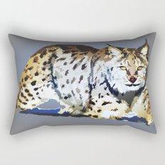 Lynx Rectangular Pillow