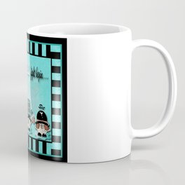 Let the Snowball Fight Begin Coffee Mug