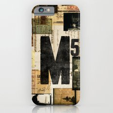 M5 Collection Slim Case iPhone 6s
