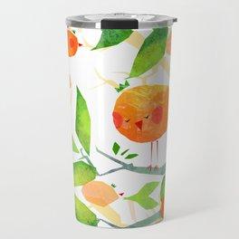 Mandariny Travel Mug