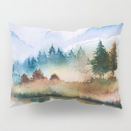 Winter scenery #16 Pillow Sham