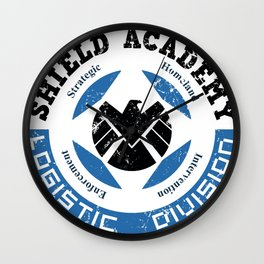 S.H.I.E.L.D. Academy Wall Clock