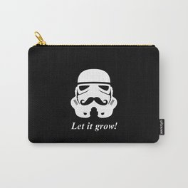 Bearded trooper Carry-All Pouch