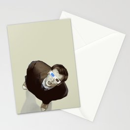 Tenth Doctor Stationery Cards