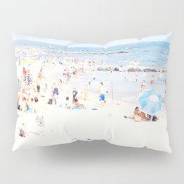 Blue Beach Brooklyn Pillow Sham