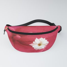 TEXTURES - Bougainvillea Fanny Pack