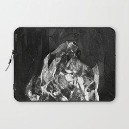 Ice Chunk BW Laptop Sleeve