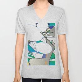 Color #6 Unisex V-Neck