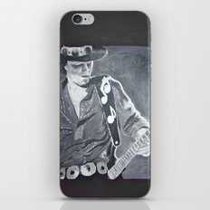 Stevie Ray Vaughan - Guitar iPhone & iPod Skin