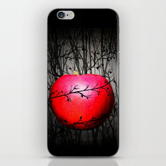 A Darker Time iPhone & iPod Skin