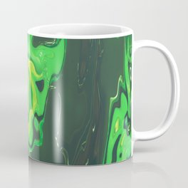 Abstract Marble Painting Coffee Mug