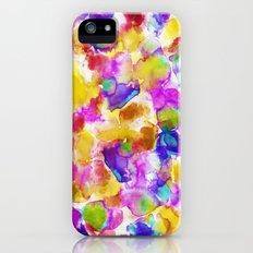 Amaris Yellow iPhone (5, 5s) Slim Case