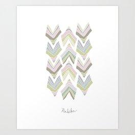 rabika Art Print