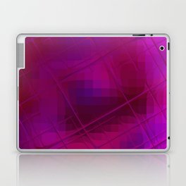 Re-Created Twisted SQ XLIV by Robert S. Lee Laptop & iPad Skin