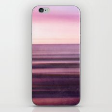 magenta Sea iPhone & iPod Skin