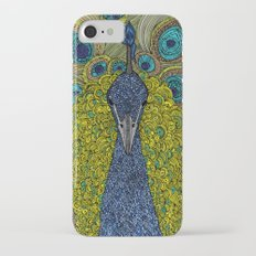 Mr. Pavo Real iPhone 7 Slim Case