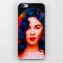 Marina Diamandis iPhone Skin