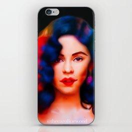 Marina Diamandis iPhone Skin