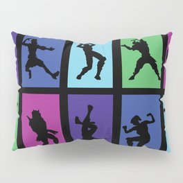 Fort Battle Dance Nite Royale Pillow Sham