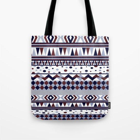 Tribal Vibe Tote Bag