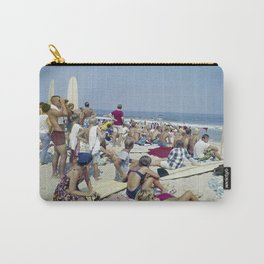 1970's Surfing Competition in Virginia Beach, VA Carry-All Pouch