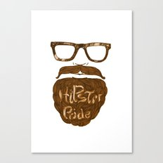 Hipster Pride Canvas Print