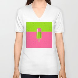 Ice Stick Party Unisex V-Neck