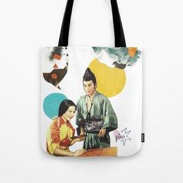 Rectrirond Tote Bag