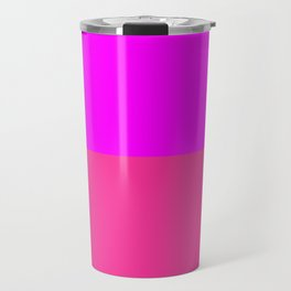 Purple Ombre Travel Mug