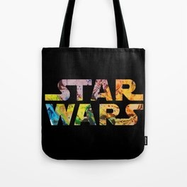 Abstract Wars 2 Tote Bag