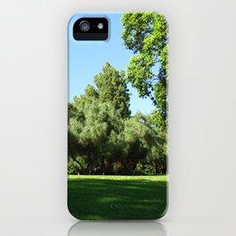 Bella Vista Open Space 2515 iPhone Case