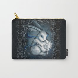 Moon Hare Carry-All Pouch