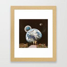 wafhe Framed Art Print