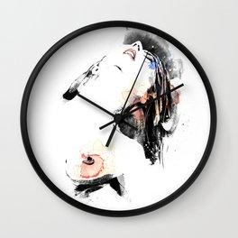 Nude Beauty #2 Wall Clock