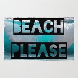 Beach Please Rug