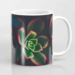 The Succulent Garden 1 Coffee Mug