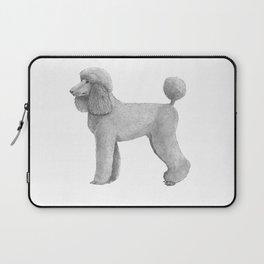 Poodle - standard - abricot Laptop Sleeve