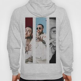 American Rapper Mac Miller Canvas  Collage Images Malcolm James  Printed Picture Wall Art Decoration POSTER or CANVAS READY Hoody