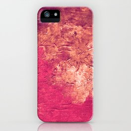 Gold Lion iPhone Case
