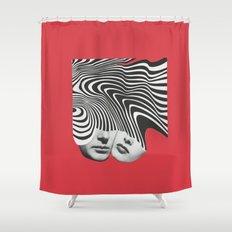 Trip Like I Do Shower Curtain